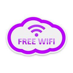 Violet Free Wifi Cloud