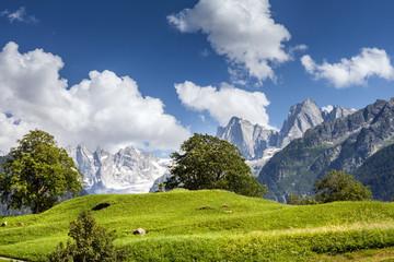 Val Bondasca - Val Bregaglia (CH) - Sciore - Badile e Cengalo