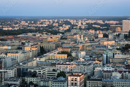 panorama-miasta-warszawy-polska