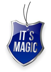 It´s Magic - Sign