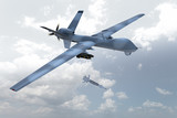 Unmanned Drone poster