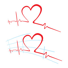 EKG of love