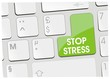 clavier stop stress