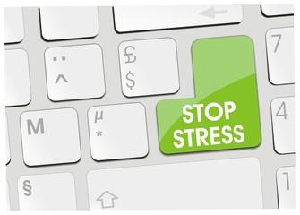 clavier stop stress