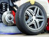 Fototapety Change a tyre