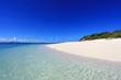 沖縄の美しい穏やかな海