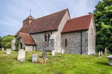 England Kirchenansicht