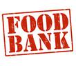 Food bank stamp