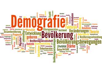 Demografie (Demographie,Bevölkerungswissenschaft)