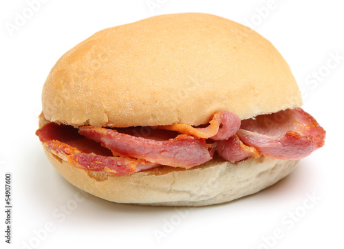 Papiers peints Snack Bacon Bap or Roll