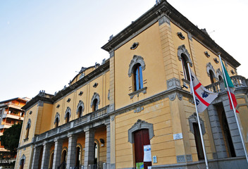 Il Municipio di Olbia - Sardegna