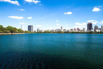 New York City, Central Park, Jacqueline Kennedy Onassis Reservoi