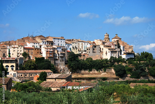 Village de catalogne