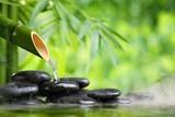 Fototapeta Bambus - Spa © lily