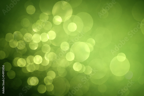canvas print picture Abstract bokeh background