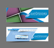 Set of Optician Sunglasses StoreHeader & Banner Design