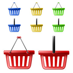 Shopping basket set