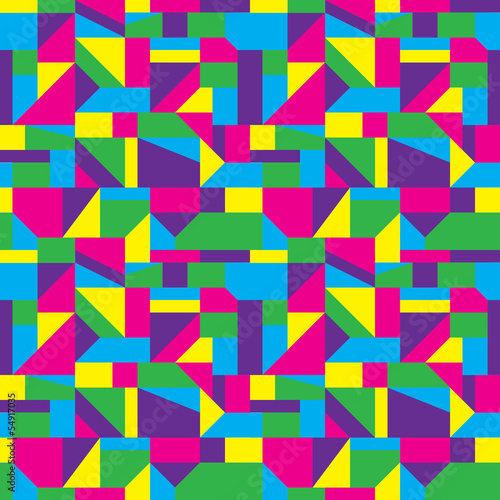 Abstract Art Pattern