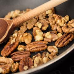 Kandierte Honig - Nüsse