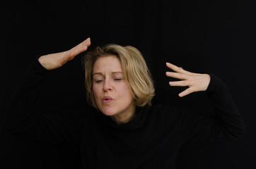 Anja Posing