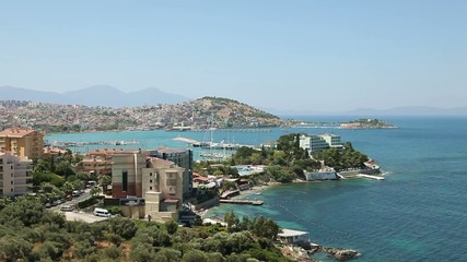 Kusadasi is a resort town on Turkey's Aegean coast