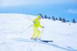 Speed, fun, ski