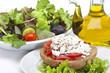 healthy cretan food