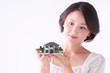 30代の主婦、住宅イメージ