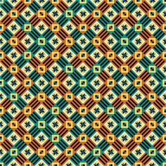 Nahtloser maurischer Hintergrund