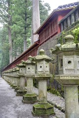 Toshogu Shrine, Nikko, Japan