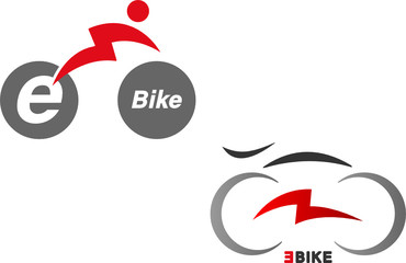 E-Bike Logo Set_2