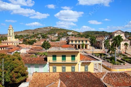 Cuba - Trinidad townscape
