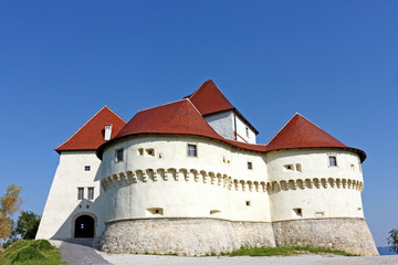 Veliki Tabor, fortress