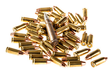 Heap of bullets