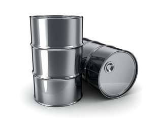Barrel oil