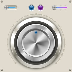 dials vector icons