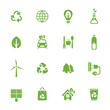 Eco theme icons