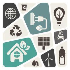 Eco theme background
