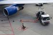Airplane refuelling - 54935444
