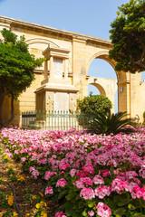 Arches Upper Barrakka Gardens