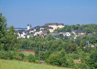 das bekannte Hachenburg im Westerwald