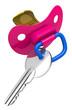 Der Schlüssel zum Kind