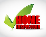 home inspection approval check mark