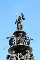 Tugendbrunnen Nürnberg