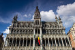 brussels grand place building Broodhuis