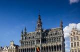 brussels grand place building front
