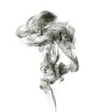 Soot. Black smoke.