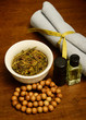spa products for aromatherapy treatment