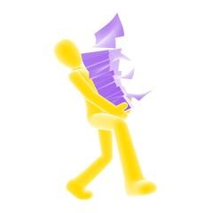 carry B yellow