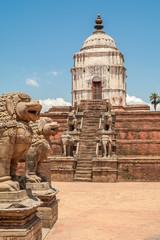 Stone Stupa in Bhaktapur